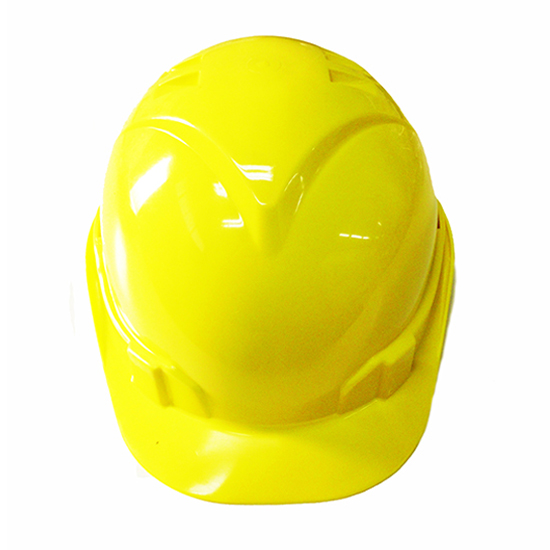 Casco Activex Pead Amarillo